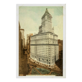 Standard Oil Company Building New York City 1920 Posters