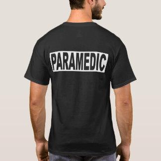 Standard Paramedic Shirt- Black T-Shirt