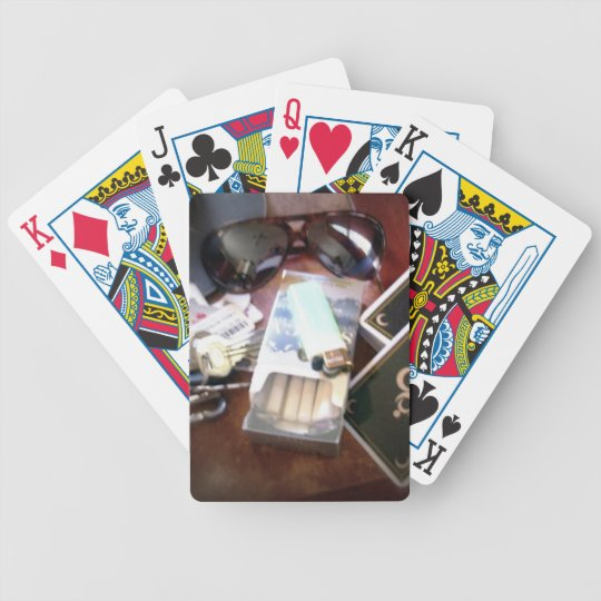 Standard Playing Deck Bicycle Playing Cards