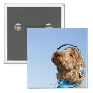 Standard Poodle Pin