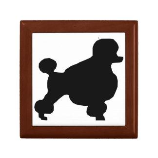 Standard Poodle Jewelry Box