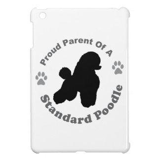 Standard Poodle iPad Mini Covers