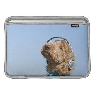 Standard Poodle MacBook Sleeves