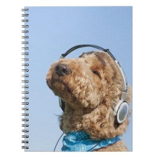 Standard Poodle Notebook