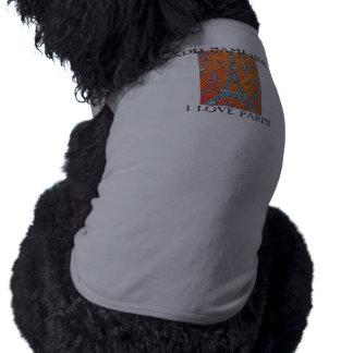 Standard Poodle Pet T Pet Clothing
