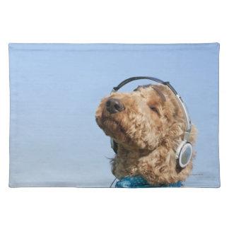 Standard Poodle Placemat