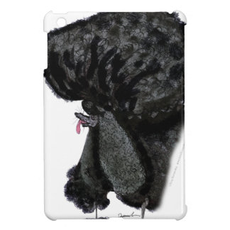 Standard Poodle, tony fernandes Cover For The iPad Mini