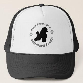 Standard Poodle Trucker Hat