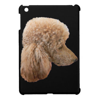 STANDARD RED POODLE CASE FOR THE iPad MINI