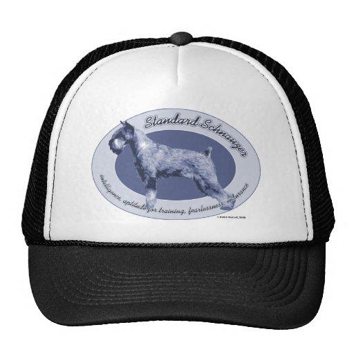 Standard Schnauzer Trucker Hat