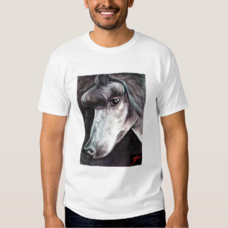 Standard Show Poodle Reflective T Shirt
