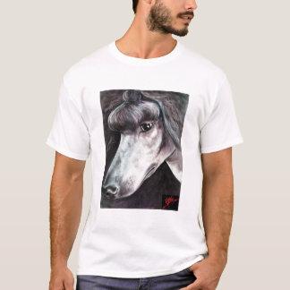 Standard Show Poodle Reflective T-Shirt