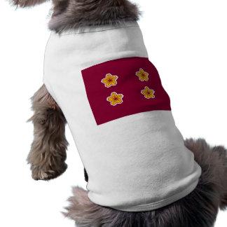 Standard the Vice Minister Defense Japan, Japan Dog Tshirt