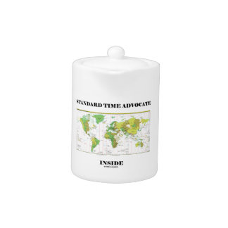 Standard Time Advocate Inside (Time Zones)