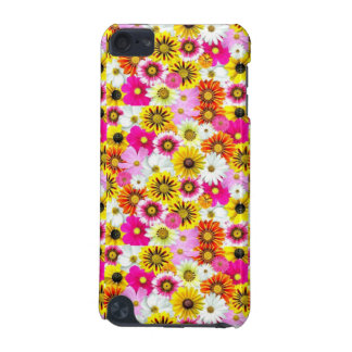standard with flowers iPod touch 5G case