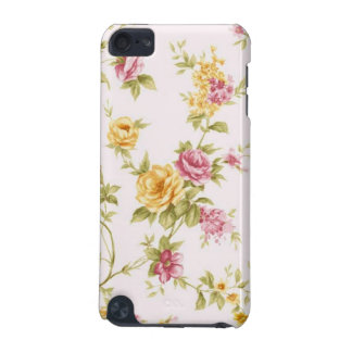 standard with roses iPod touch 5G case