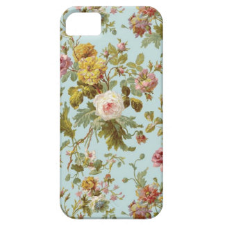 standard with roses iPhone SE/5/5s case