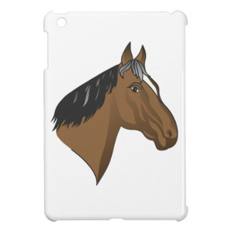 Standardbred Head iPad Mini Covers