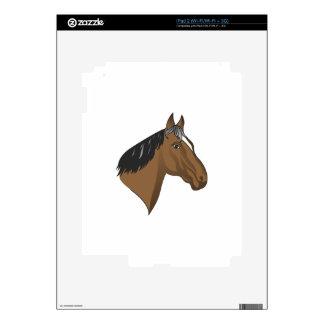 Standardbred Head Skins For The iPad 2