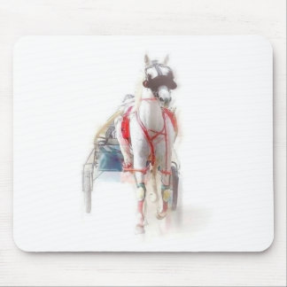 Standardbred Horse Mouse Pad