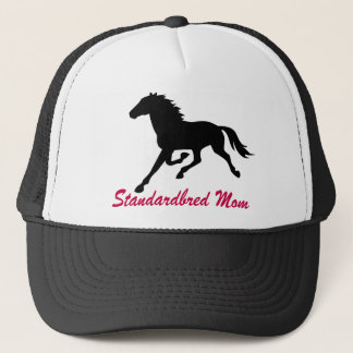 Standardbred Mom Trucker Hat