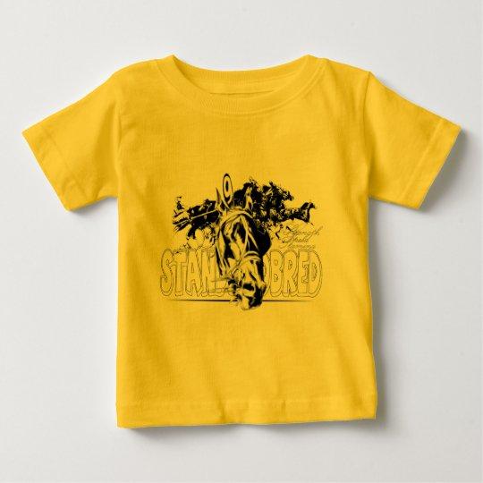 Standardbred Racing Baby T-Shirt