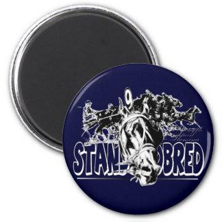 Standardbred Racing Magnet