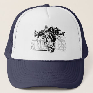Standardbred Racing Trucker Hat