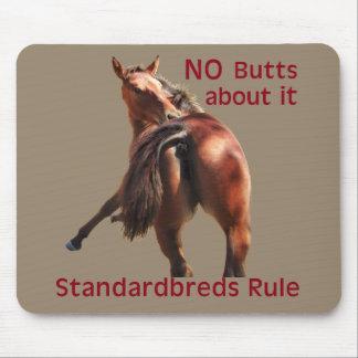 Standardbreds Rule Mouse Pad