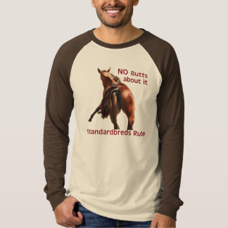 Standardbreds Rule T-shirt