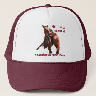 Standardbreds Rule Trucker Hat