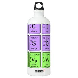 Standart model of elementary particles SIGG traveler 1.0L water bottle