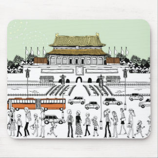 Standby Mouse Pad