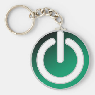 Standby On/Off Power Switch Keychain