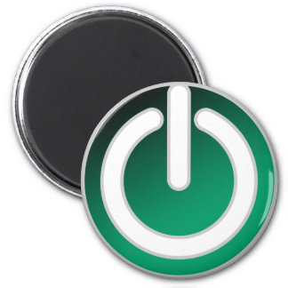 Standby On Off Power Switch Fridge Magnet