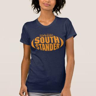 Stander del sur camiseta