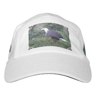 Standing American Bald Eagle Hat