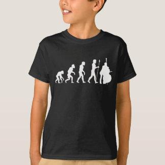 Standing Bass Evolution T-Shirt