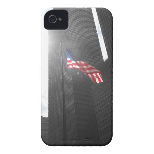 Standing Beauty iPhone case