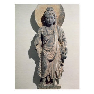 Standing Bodhisattva Maitreya, 3rd century Postcard