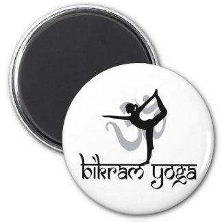 Standing Bow Pulling Pose Bikram Yoga 2 Inch Round Magnet