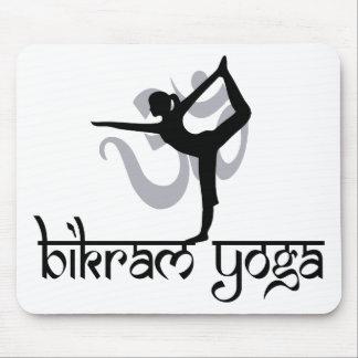 Standing Bow Pulling Pose Bikram Yoga Gift Mouse Pad