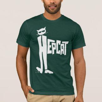 Standing-Cat logo T-Shirt