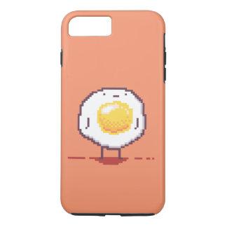 Standing Egg Pixel Art Phone Case