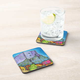 Standing Guard Beverage Coaster