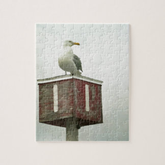 Standing Guard Jigsaw Puzzle