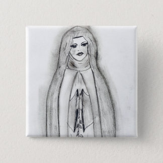 Standing Mary Button