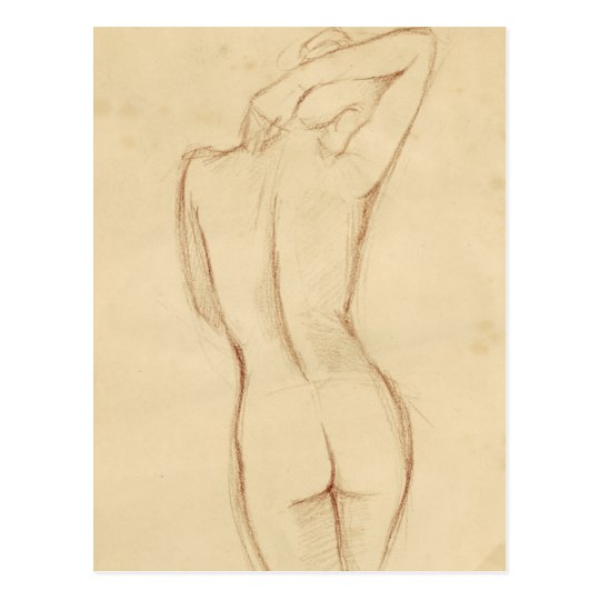 Nude female drawings