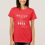 Standing on the Rock Christian T-Shirt