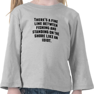 Standing On The Shore Shirt